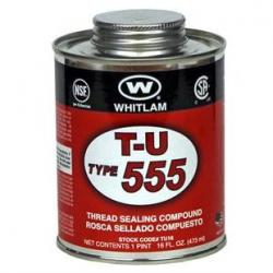 Whitlam 555 Pint Pipe Compound TU16