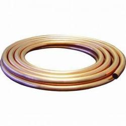 1/2in K Soft Copper Tube 60ft Coil