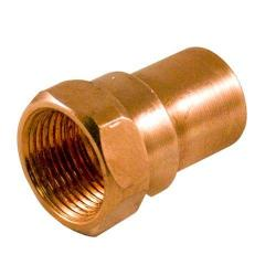 1in Copper x FIP Female Adapter  103-M