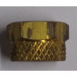 Polyflo 261-U-05 Brass Compression Nut