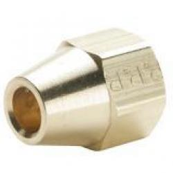 Parker Brass Flare Fitting 41FS-4 1/4in Nut