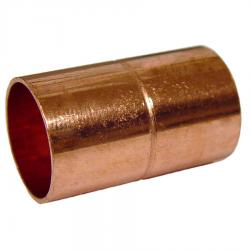 1-1/4in Copper Coupling  100-Q