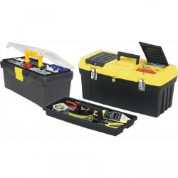 STANLEY 19in Tool Box with 12-1/2in Tool Box 060752C