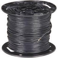 14 Machine Tool Wire Stranded Black 500ft/Roll