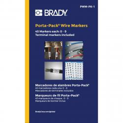 Brady PWM-PK-1 0-9 Port Pack