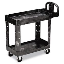 Rubbermaid 4500 16in x 30in Cart Black
