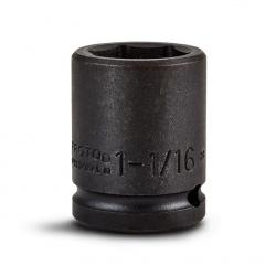 Proto J07517 1-1/16in 3/4in Drive 6 Point Shallow Impact Socket