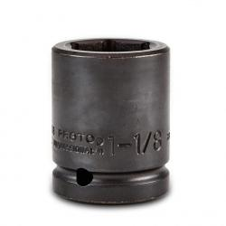 Proto J07518 1-1/8in 3/4in Drive 6 Point Shallow Impact Socket