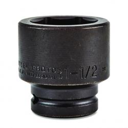Proto J07524 1-1/2in 3/4in Drive 6 Point Shallow Impact Socket