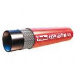 Parker 1/2in 801-8-RED-RL Red Pushlok Hose - 300psi