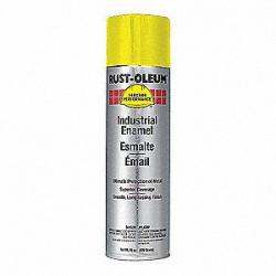 2143 Rust-Oleum 15oz Spray Federal Safety Yellow V2143-838