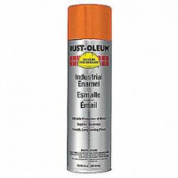 2155 Rust-Oleum 15oz Spray Federal Safety Orange V2155-838