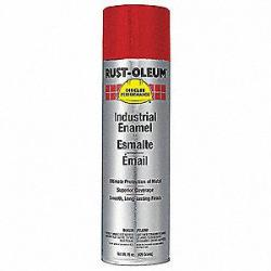 2163 Rust-Oleum 15oz Spray Federal Safety Red V2163-838