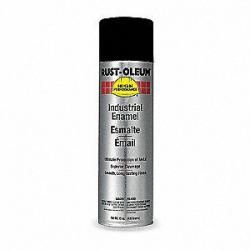 2178 Rust-Oleum 15oz Spray Flat Black V2178-838