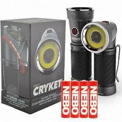Nebo 6437 Cryket Work Light Flashlight