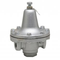 Watts 152A 1/2in 3 - 15 psi Steam Regulator 0830886