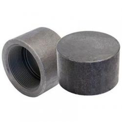 1-1/2in 2000lb-3000lb lb Forged Steel Threaded Cap