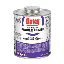 Oatey Purple Primer 1 Quart 30758