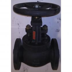 Stockham 3in G512K 125lb Flanged Cast Iron Globe Valve