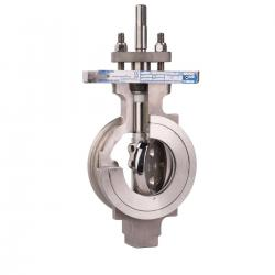 JB 6in F815W-31-22HBAE Wafer Butterfly Valve Less Handle