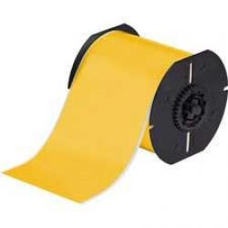 B30C-4000-595-YL 4in x 100ft Yellow Tape