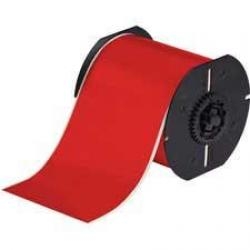 B30C-4000-595-RD 4in x 100ft Red Tape