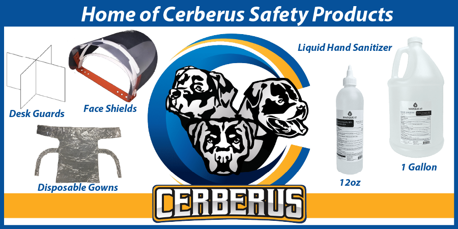 Safety Products by Cerberus